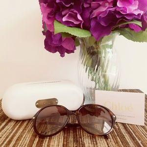 Beautiful Chole designer sunglasses